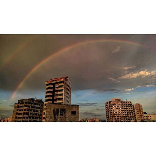 09/19/2015 is that 2 rainbows??? Rainbow 2rainbows