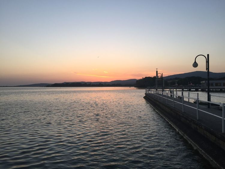 Passignano Lago Trasimeno Lago Lake Italy❤️