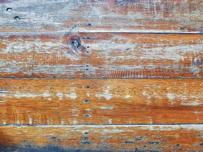 Wooden Ink Backgrounds Full Frame Textured  Pattern Abstract Rough Paint Close-up Grunge Peeling Off Uneven Scratched Smudged Knotted Wood Weathered Peeled Mottled Stained Deterioration