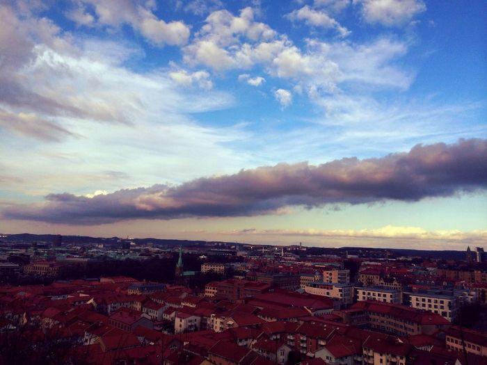 The Moment - 2014 EyeEm Awards Gothenburg Sky Cloud