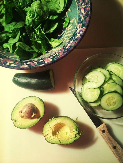 Greens Summer Salad
