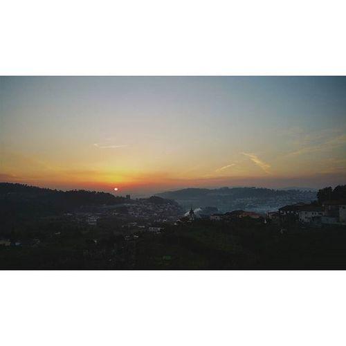 Antime visto a 30mts de Altura VSCO Vsco_pt Vscocam Fafe Municipiofafe Photooftheday Top Sun Sunset Jrodrigues Fantastic Manitoumtr2150 Samsunggalaxynote4