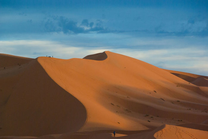Abondoned Beauty In Nature Desert Marrocco Nature Sand Dune Scenics Sky Tranquility