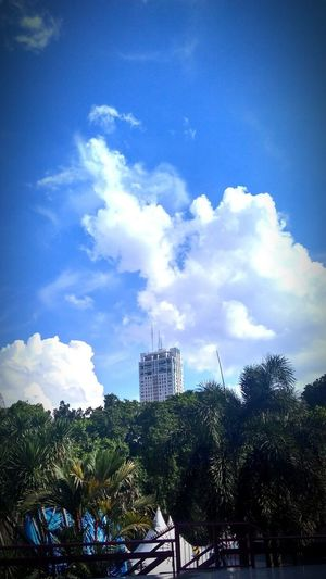 Taking Photos Jakarta Indonesia Street Photography Clouds And Sky The Places I've Been Today Pemandangan Alam Beutiful Sky  Indonesia_photography The Greatest View From Here