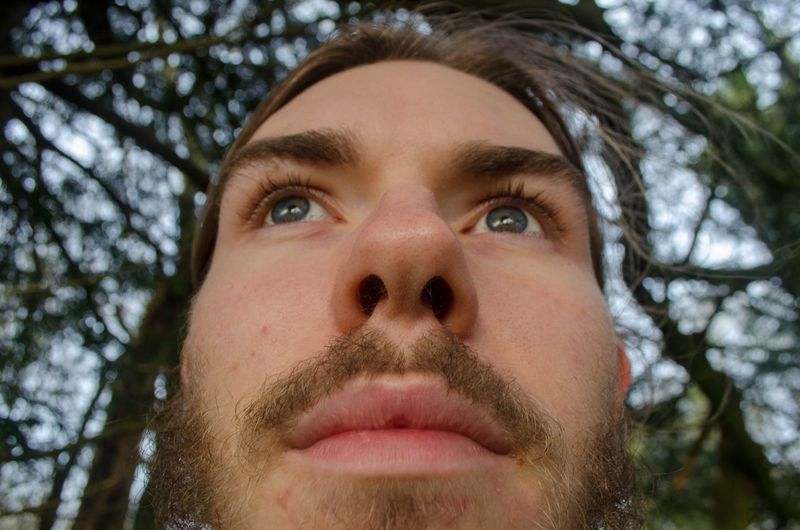 Nikon Beard Body Part Close-up Eyebrow Facial Hair Front View Headshot Human Body Part Human Face Human Lips Inspiration Leisure Activity Lifestyles Looking At Camera Low Angle View Men Mustache One Person Portrait Real People Tree Young Adult