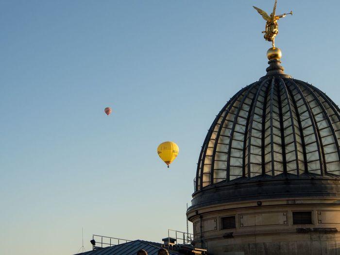 Dresden, frühmorgens