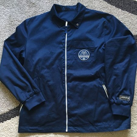 Made up with today's delivery Spezial Adidas mellor jacket.