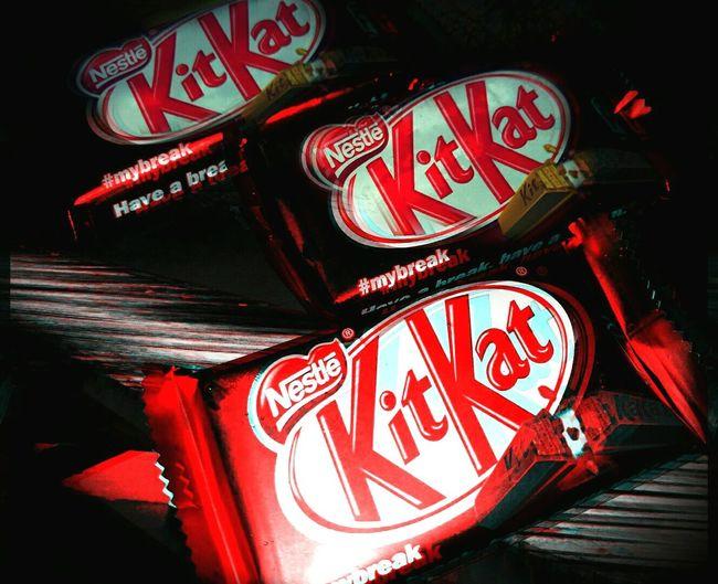 Chocolate Kit-kat First Eyeem Photo