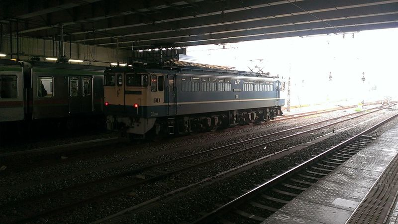 Photo Electric Locomotive