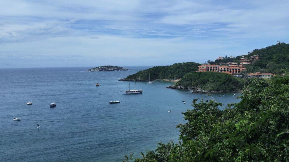 Bom dia✨ Mountain Coastline Beauty In Nature Paraíso Buzios Brasil ♥ Tadda Community Taking Photos EyeEm Nature Lover Stravaphoto Photo Of The Day