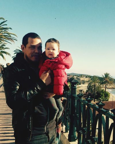 With my little baby SAMANTHA Bella BabySam Samantha  Contemplation Tarragona, España Taking Photos Babygirl Enjoying Life Hanging Out Littlesam