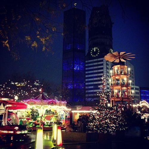 Berlin Europacenter Adventmarkt  Weihnachten gedächtniskirche zoo christmas lights timeless atmosphere glühwein ist wieder da! ?