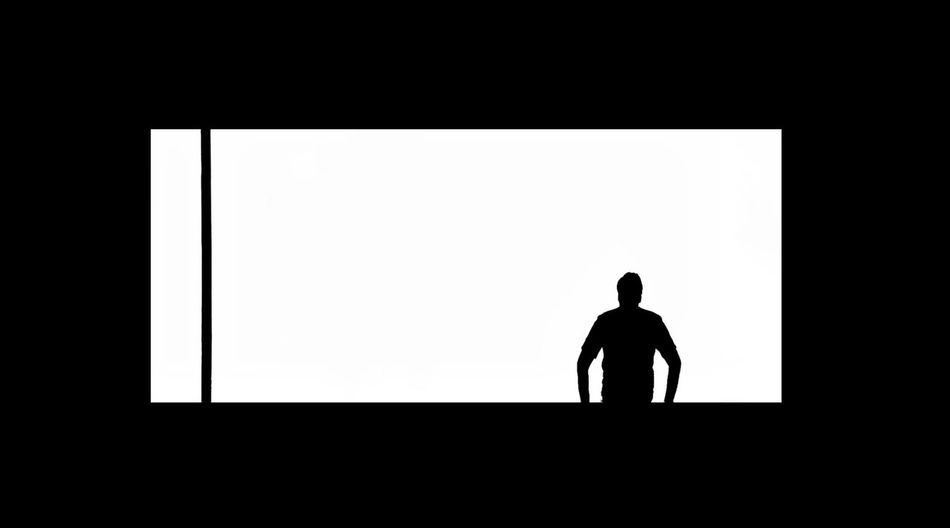 Silhouette Black Color Only Men One Man Only One Person Men Adult Adults Only Indoors  People Day Indian Photographer Chennai Diaries CreativePhotographer Black Background Tranquility Silhouette Standing Internationalart Togetherness Art Photography Artistic Creative Photography Bioscope Selective Focus