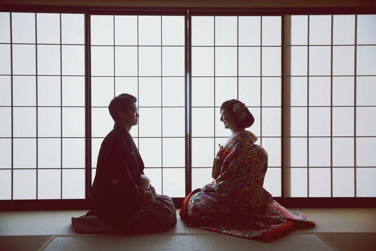 First Eyeem Photo Tokyo,Japan Kimono Wedding