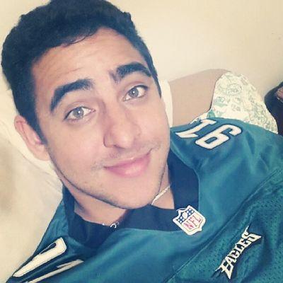 Assistindo ao draft da NFL, tomara que meu time escolha bem, to doido aqui! NFL Draft Flyeaglesfly Birdgang EaglesNATION Midnightgreen GoEagles ESPN