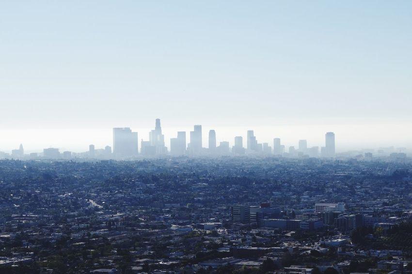 Los Angeles, California Griffith Observatory Foggy Morning Tadaa Community EyeEm Around The World