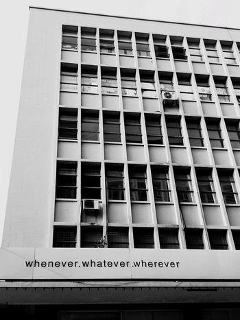 The 3 W's. EEA3 - Kota Kinabalu Kotakinabalu