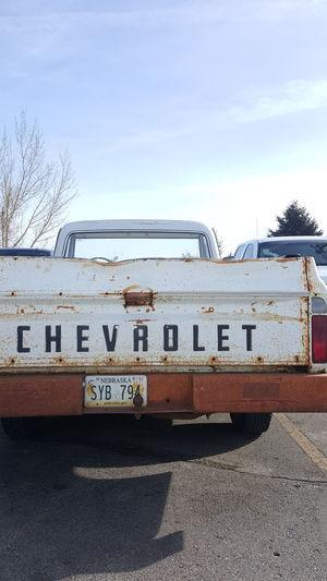 Chevy Squarebodynation