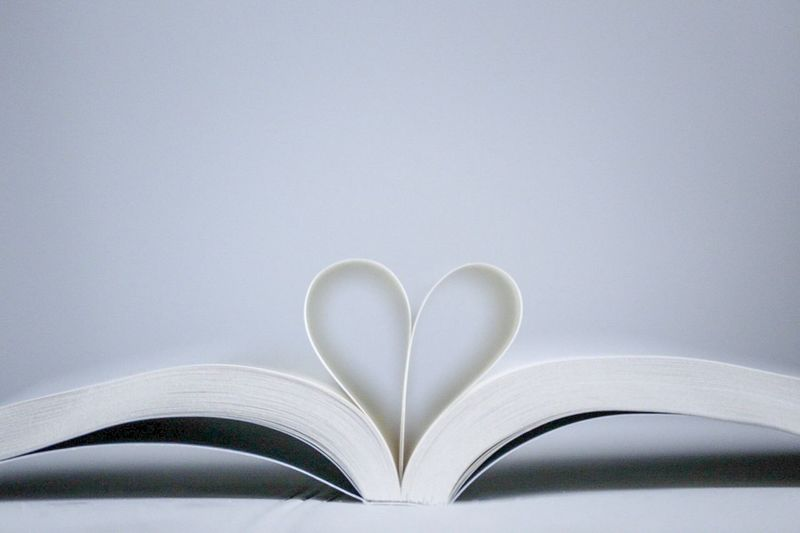 Love is in every page of your life.. Heart Shape Book Love No People Education Close-up Enjoying Life Indoors  Capture The Moment Photography Eye4photography  Photooftheday Eyeemphotography EyeEm Gallery The Purist (no Edit, No Filter) EyeEm EyeEmBestPics The Week On Eyem Natural Light Reading Photo TheMinimals (less Edit Juxt Photography) EyeEm Vision Perfect