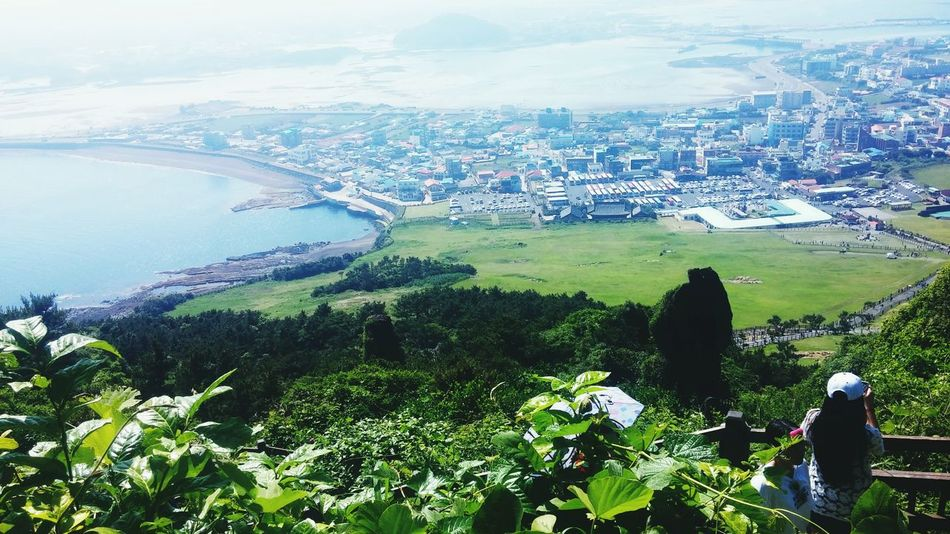 JEJU ISLAND  성산일출봉 Sea Beautiful In Jeju 수학여행