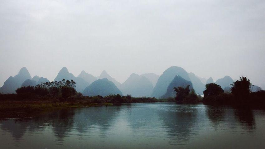 Guilin China Holiday Taking Photos Traveling Enjoying Life Nice Atmosphere Eye4photography