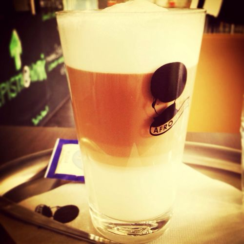 mmmhhhh Cafe Latte Strong Coffee Relaxing Cafe Latte