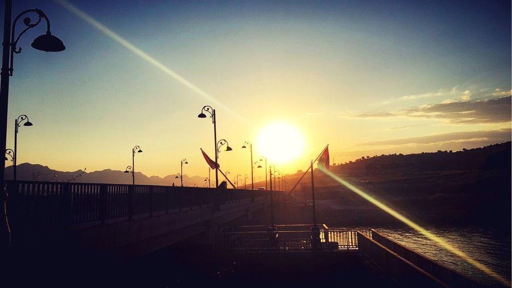 Sunset Sunset_collection My Flag -XOXO!  Walking Around at Barzan Village
