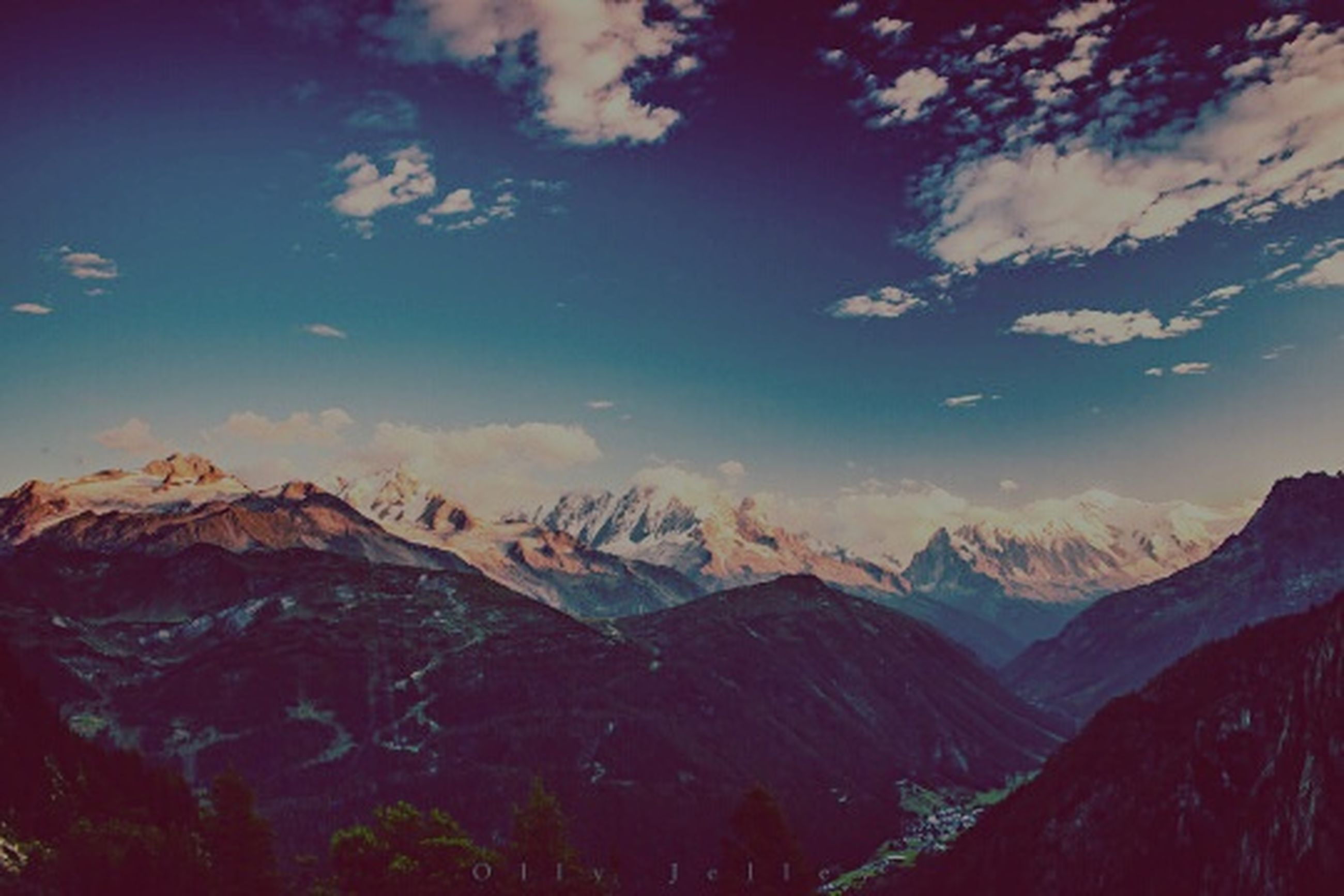 mountain, landscape, scenics, no people, mountain range, cloud - sky, outdoors, nature, beauty, sky, day, beauty in nature