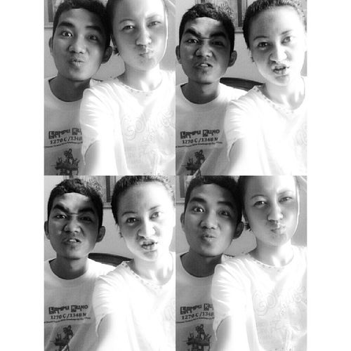 Pagihselfie Mybrother