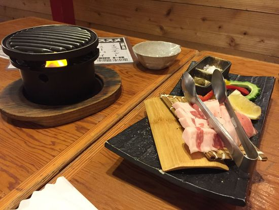 Food Food And Drink Grilled Meat Japanese Food Okinawan Foods Plate Table