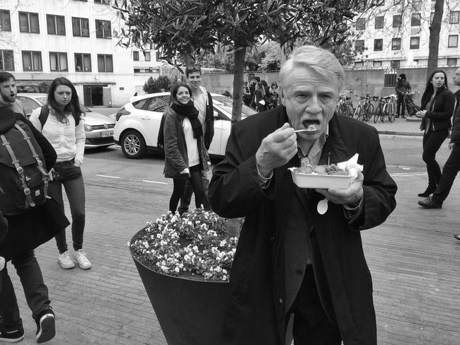 One portion wouldn't be enough Blackandwhite Streetphoto_bw The Street Photographer - 2015 EyeEm Awards The Foodie - 2015 EyeEm Awards