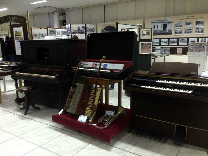 13ª Semana de Museus para uma sociedade Sustentável ( Musical Instruments ) da Epoca