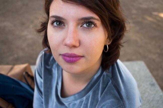 Woman Portrait Fashion Photography Beautiful Young Women Makeup