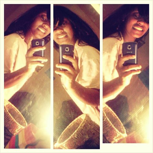 I be chilling ((: