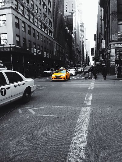 Colorful New York City. Newyork Streetphotography What I Want To Shoot With A 360 Panono Camera Blackandwhite