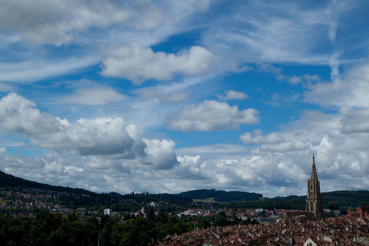 Old Town Bern, Switzerland Travel Destinations Cityscape Cloud - Sky First Eyeem Photo