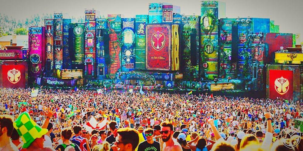 Tomorrowland Tomorrow ITU Brasil Brazil Eletromusic Eletronic Eletronica Dimitrivegas&likemike Arminvanbuuren