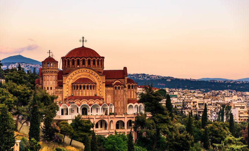 Basilica Greece