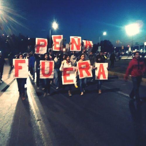 Ayotzinapa YaMeCansé2