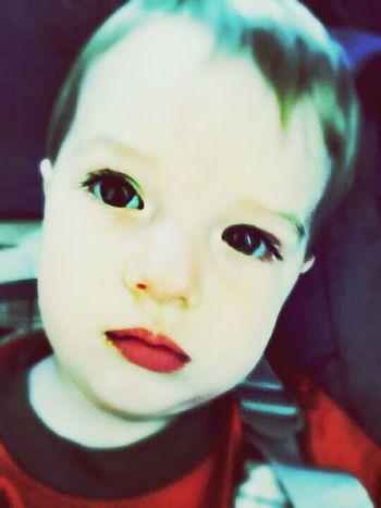 Beautiful Child My Sweet Boy Happy :)
