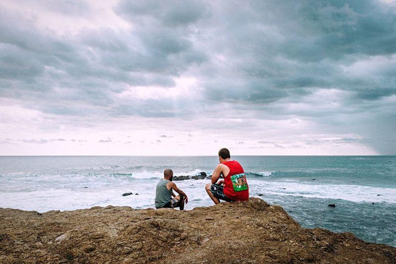 Portrait Sky Clouds Clouds And Sky Landscape EyeEm Best Shots EyeEm Nature Lover Vscocam Beach Nature