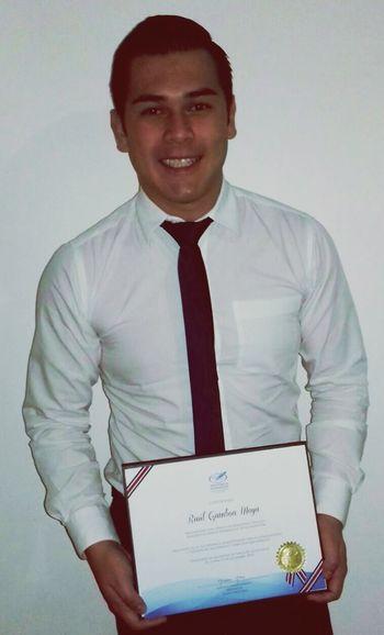 Incorporación oficial al colegio de comunicadores de Costa Rica!
