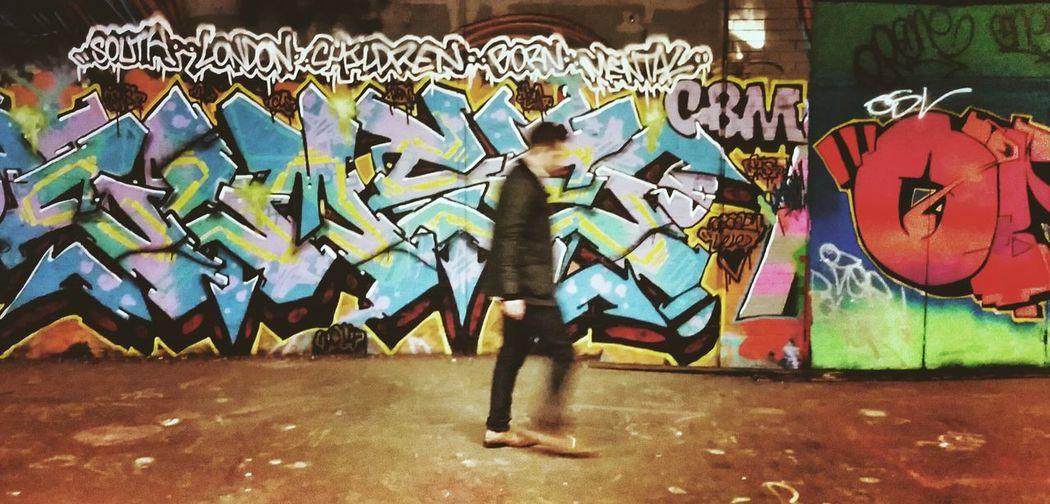 [South London Children Born Mental] Andrographer Streetphotography Street Art NEM Street