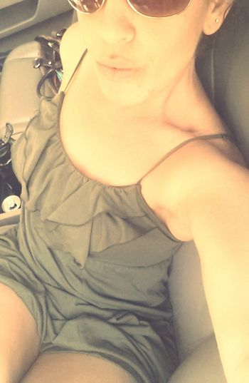 Sundress Love Waitinginthecar Beautiful Day