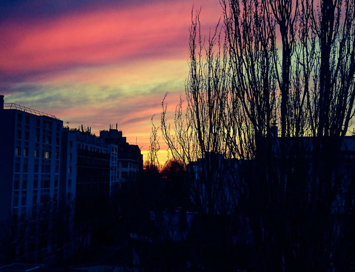 My city my home ! Paris XIXE Sky Ciel
