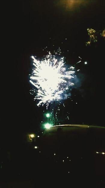 New Year's Eve Fireworks Enjoying Life Fireworks Uruguay♥♥ Bella Unión Happy New Year 2015
