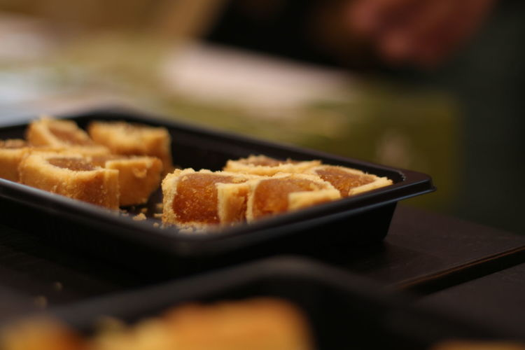EyeEm Selects Food Food And Drink Sweet Food Dessert Selective Focus Baked Indoors  Ready-to-eat Baking Sheet No People Homemade Freshness Close-up Unhealthy Eating Tray Baking Pan Food Staple Day Taiwan Taiwan Food Taiwanese Food Taipei,Taiwan