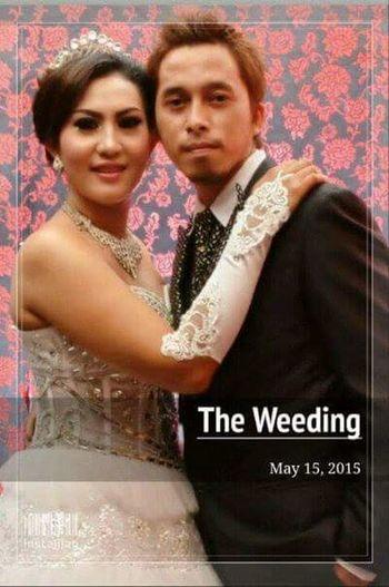Happy Wedding Day 15/5/15 New Life & New Hope