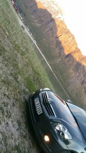 Toyota Avensis Norway Hello World Relaxing