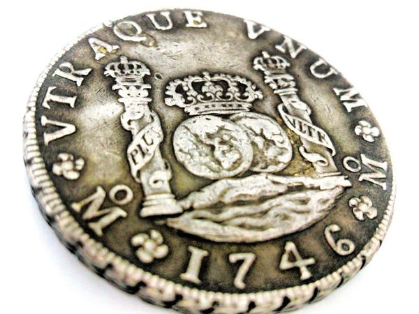 spanish coin Coins From All Over The World